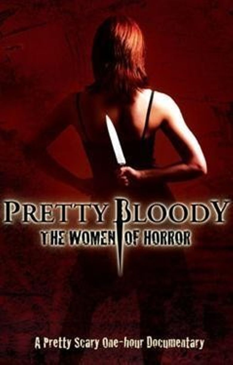 Pretty Bloody: The Women of Horror Poster