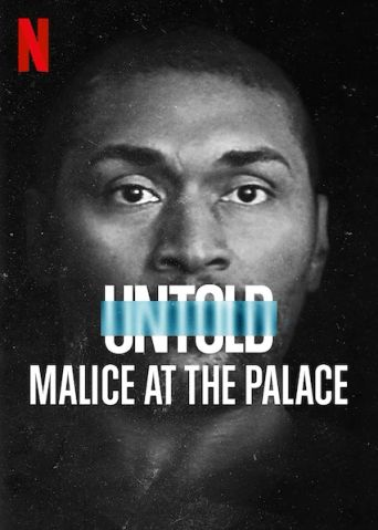 Untold: Malice at the Palace Poster