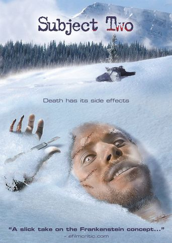 Subject Two Poster