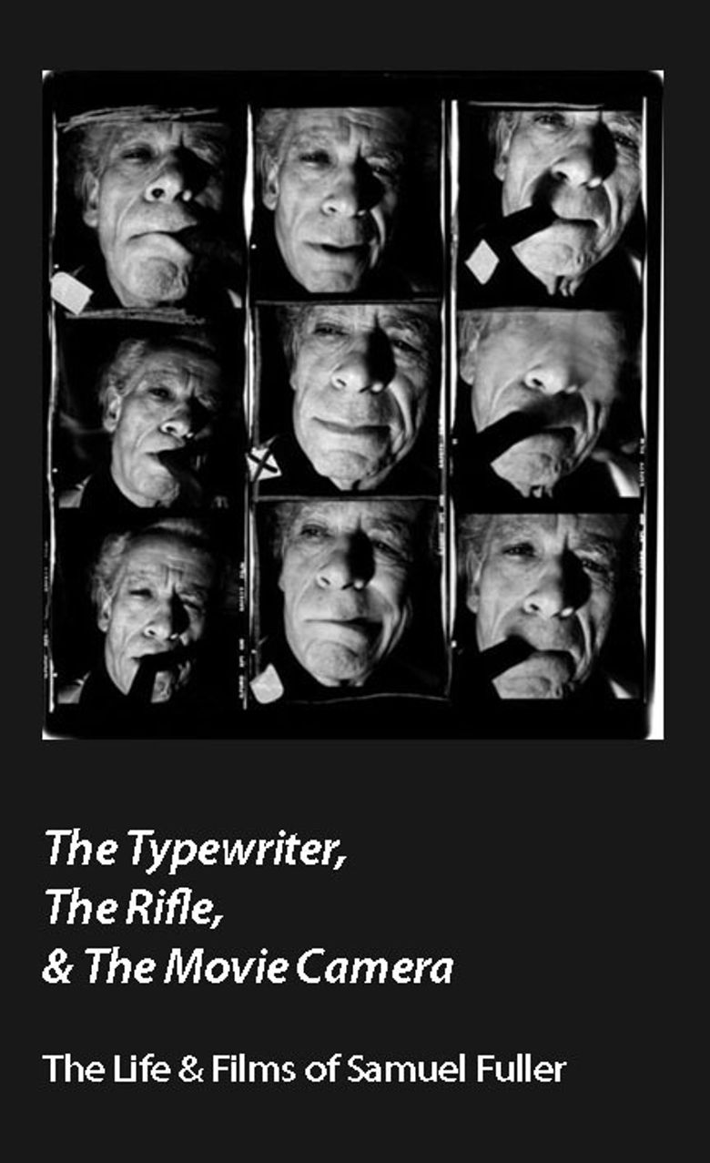 The Typewriter, the Rifle & the Movie Camera Poster