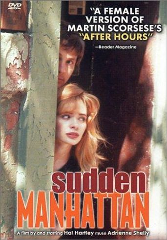 Sudden Manhattan Poster