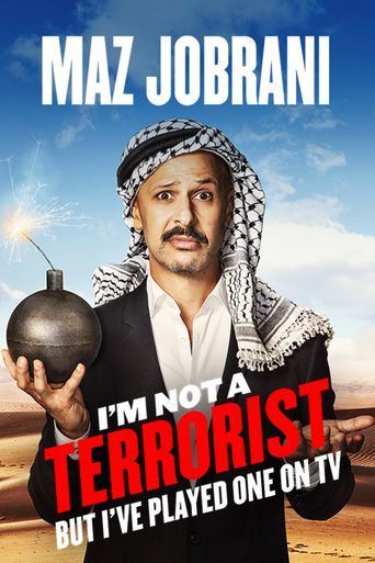 Watch Maz Jobrani: I'm Not a Terrorist But I've Played One on TV