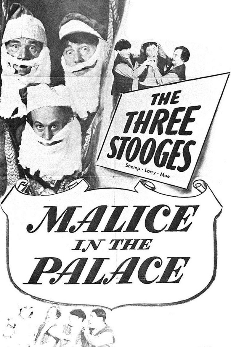Malice In The Palace Poster