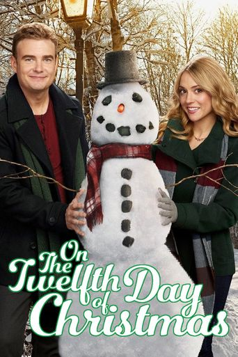 On the Twelfth Day of Christmas Poster