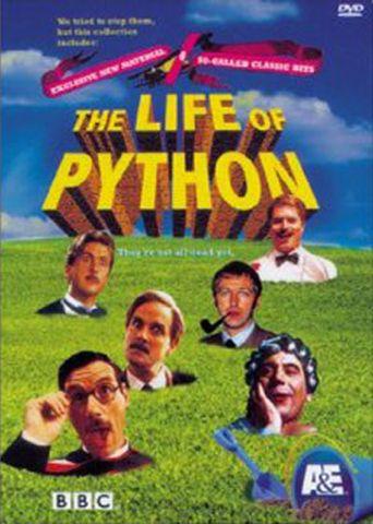 Life of Python Poster