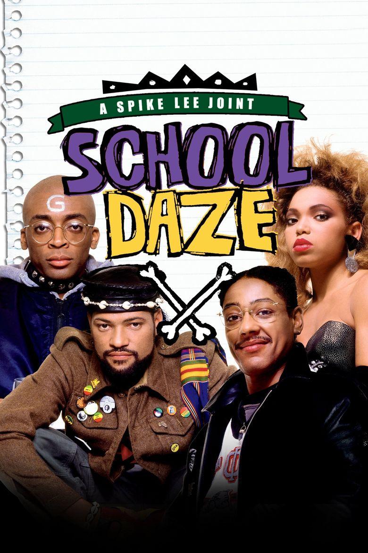 School Daze Poster