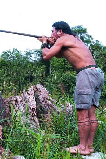 Borneo Death Blow Poster