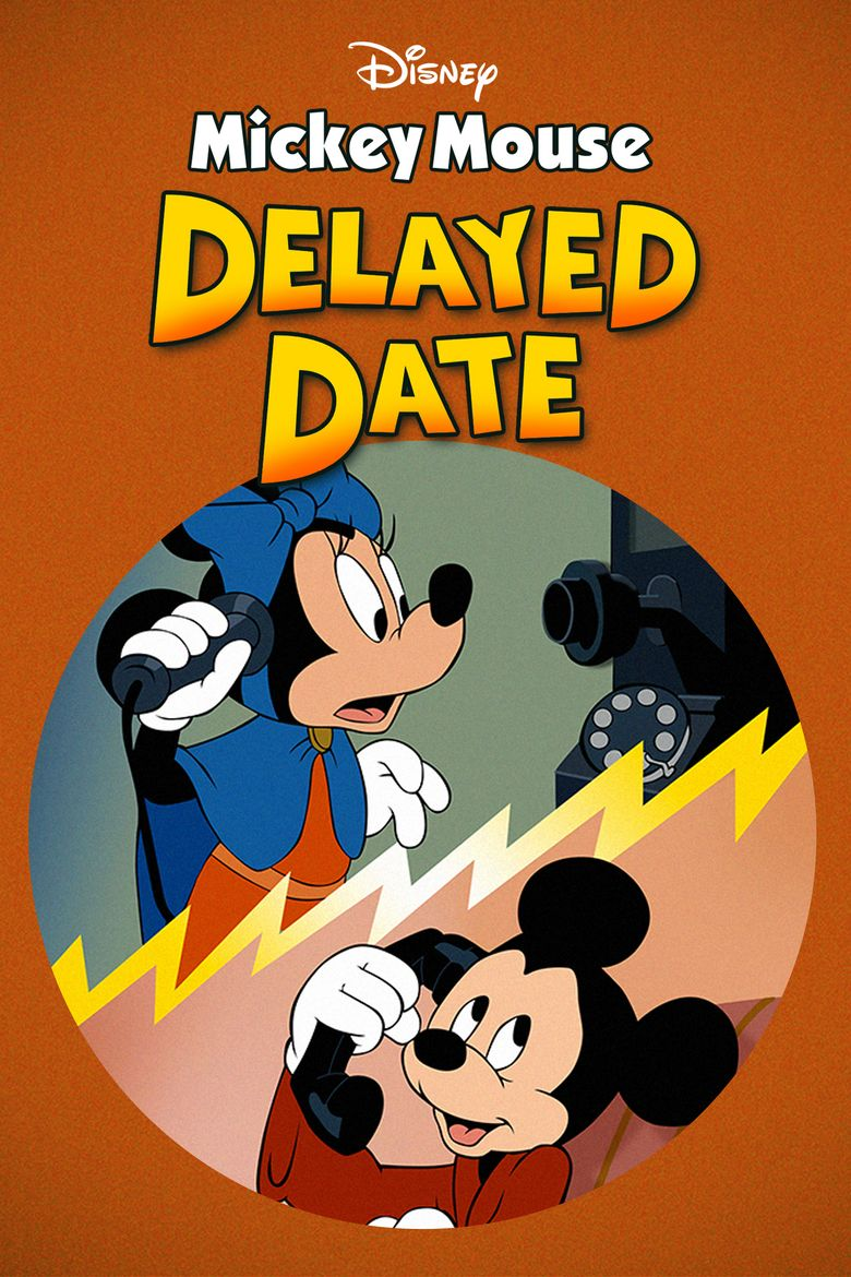 Mickey Mouse: Mickey's Delayed Date Poster