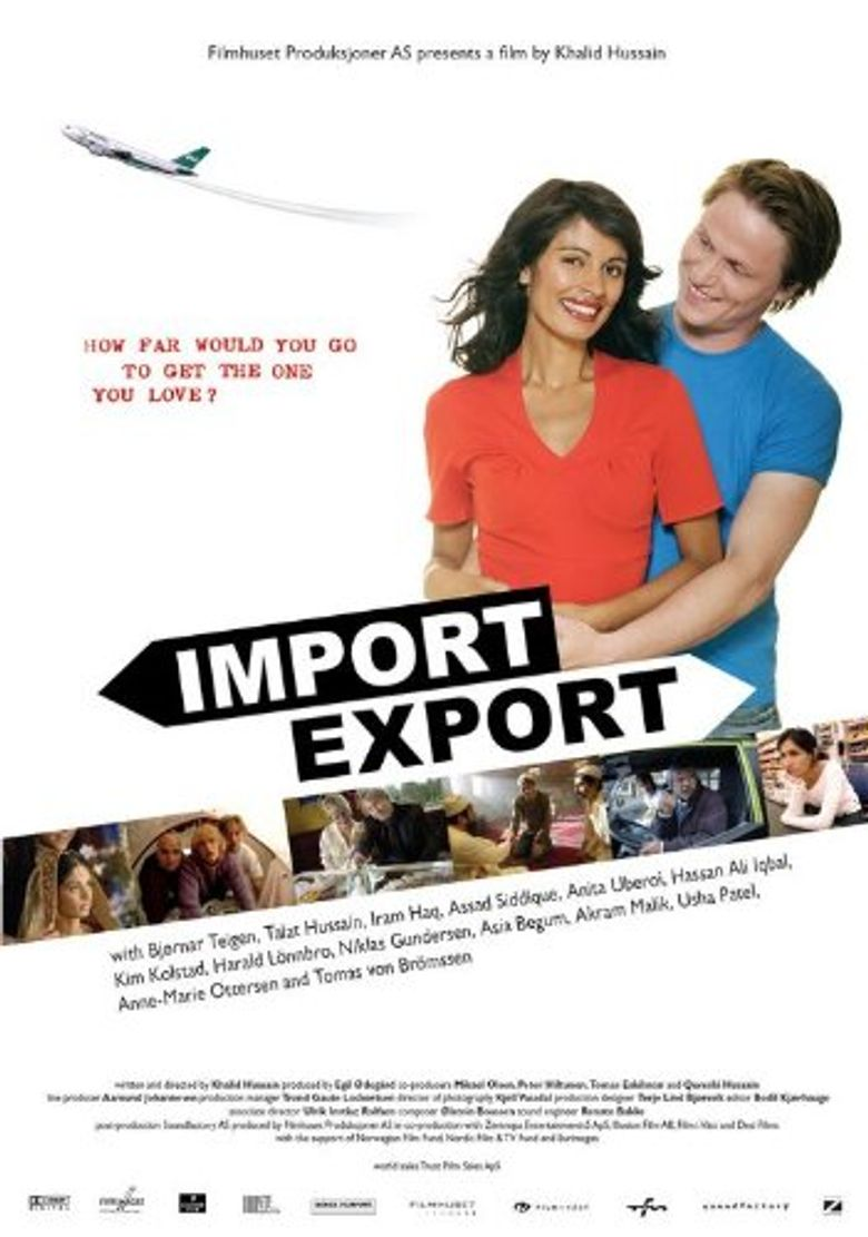 Import-Export Poster