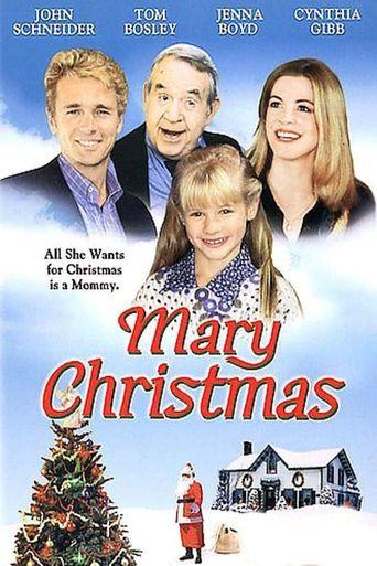 Mary Christmas Poster