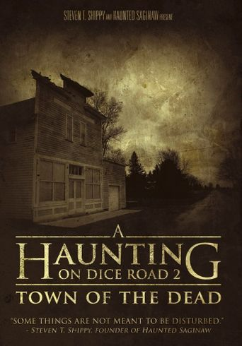 A Haunting On Dice Road 2: Town of the Dead Poster