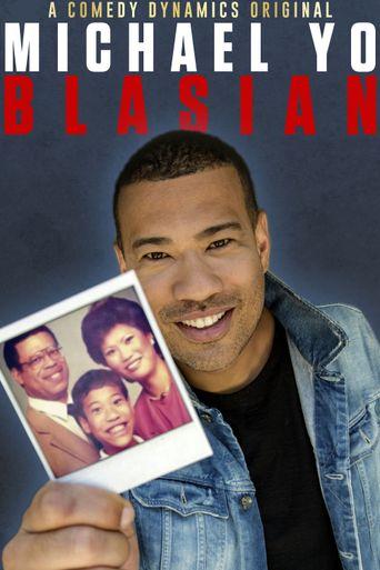 Michael Yo: Blasian Poster