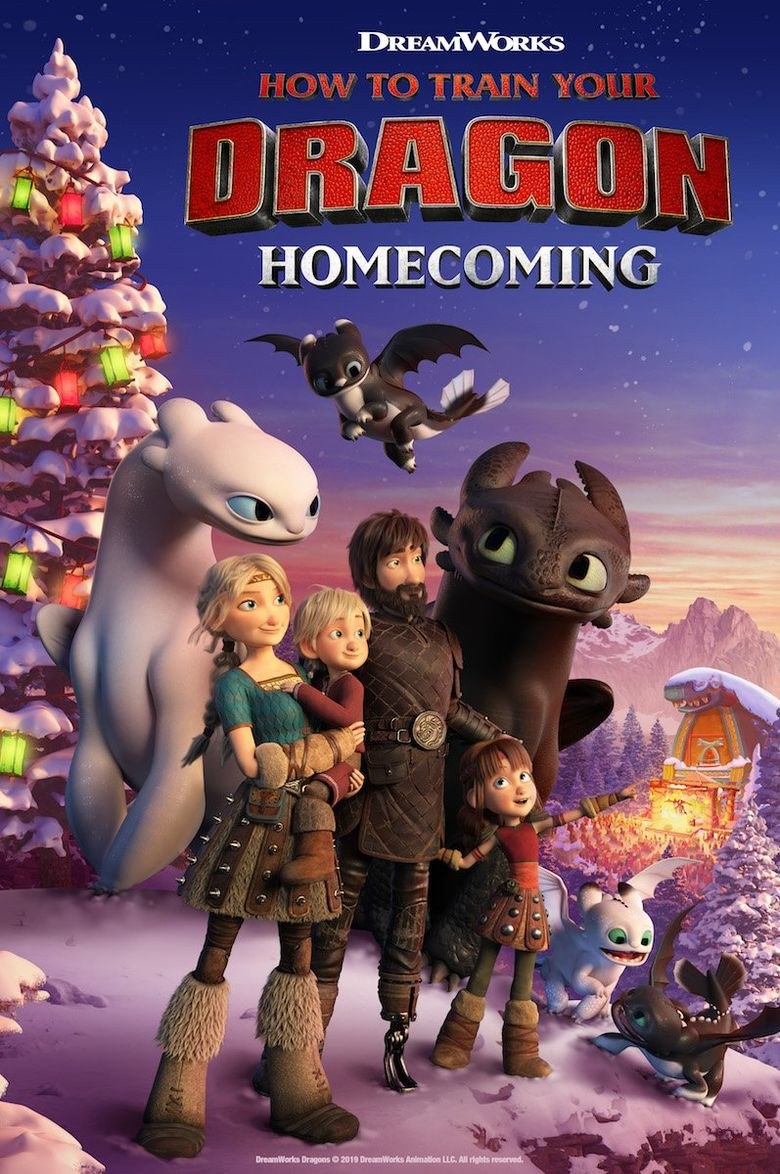 How To Train Your Dragon Homecoming 2019 Watch On Hulu Or Streaming Online Reelgood