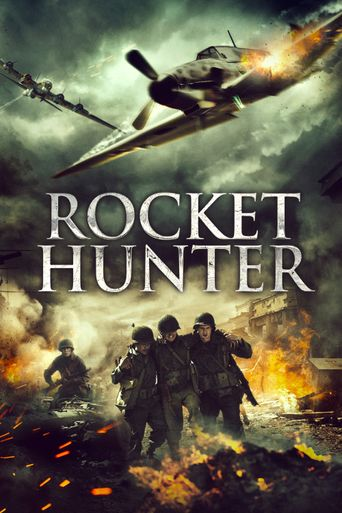 Rocket Hunter Poster