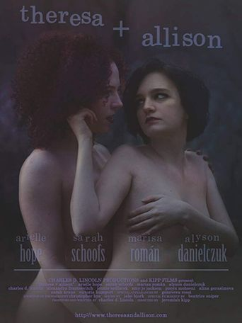 Theresa & Allison Poster