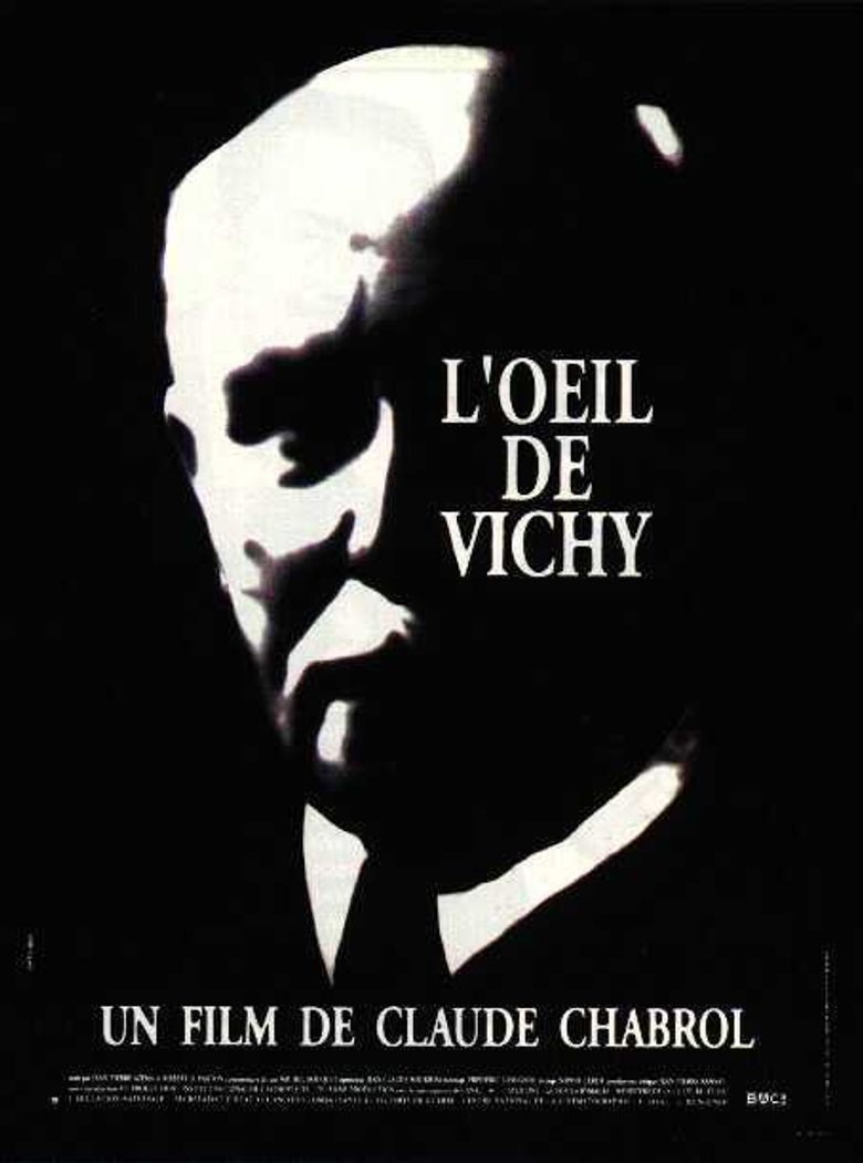 The Eye of Vichy Poster
