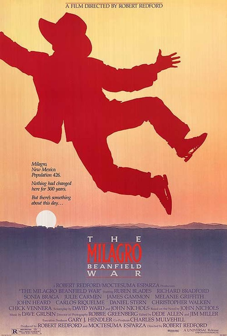 The Milagro Beanfield War Poster
