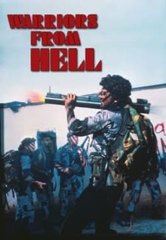 Warriors from Hell Poster