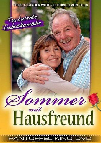Sommer mit Hausfreund Poster