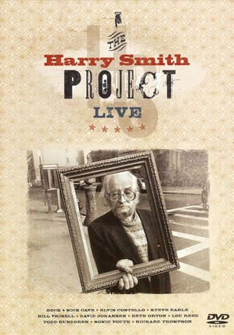 The Harry Smith Project Live Poster