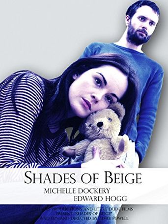 Shades of Beige Poster