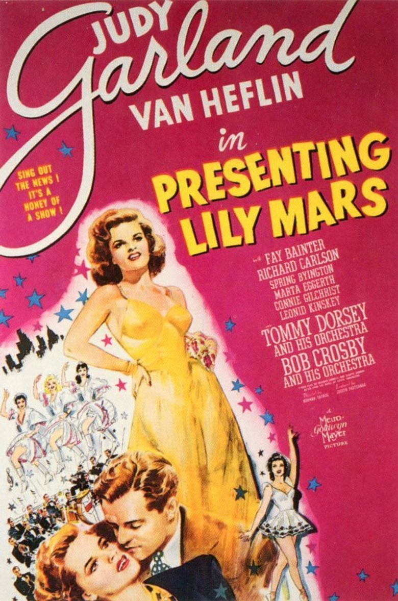 Presenting Lily Mars Poster