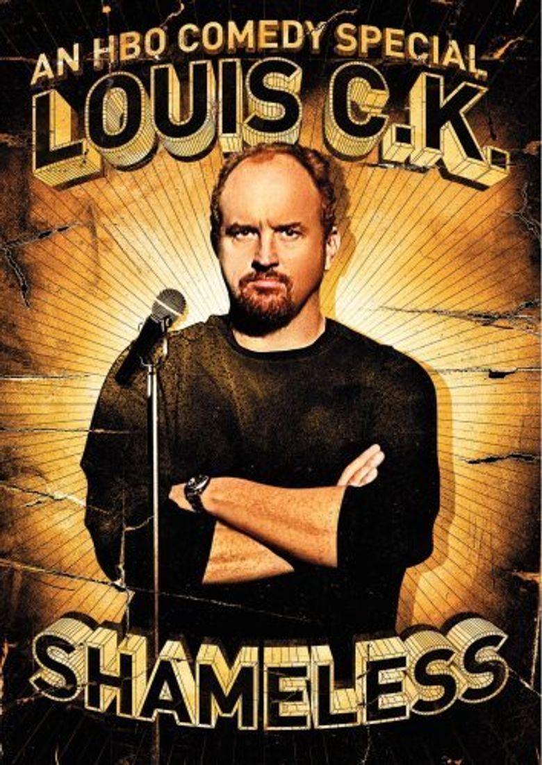Louis C.K.: Shameless Poster