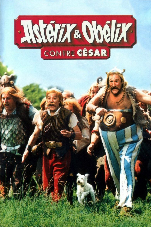 Asterix & Obelix take on Caesar Poster