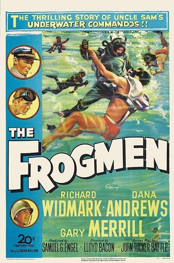 Watch The Frogmen
