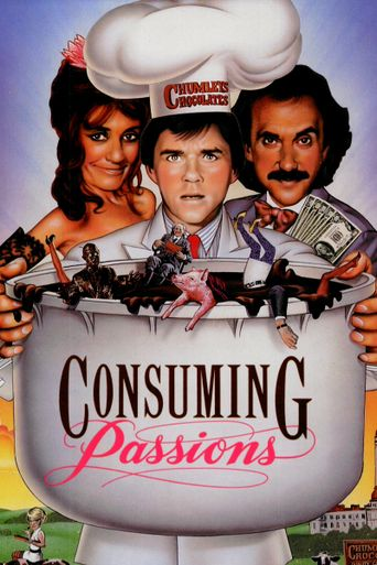 Consuming Passions Poster
