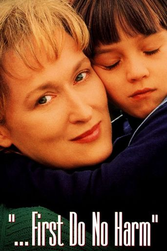 ...First Do No Harm Poster