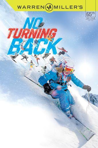 Warren Miller's No Turning Back Poster