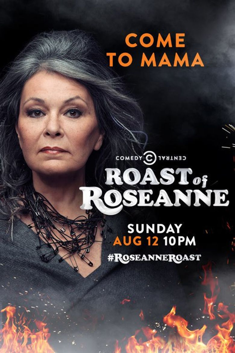Comedy Central Roast of Roseanne Poster