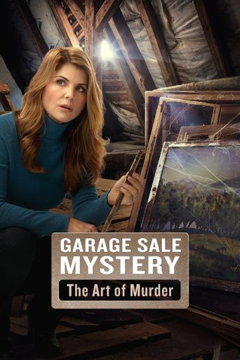 Garage Sale Mystery: The Art of Murder Poster