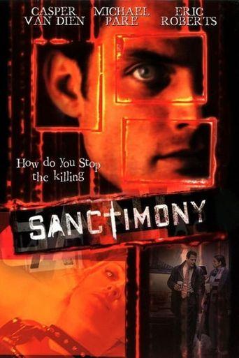 Sanctimony Poster