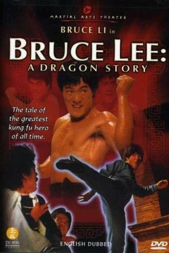 Bruce Lee: A Dragon Story Poster