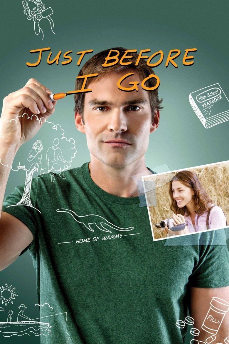 Just Before I Go (2014) - Watch on Tubi TV, Vudu, and Streaming