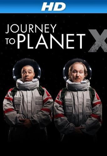 Journey to Planet X Poster