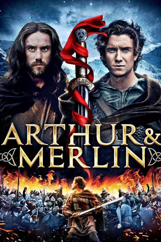 Arthur & Merlin Poster