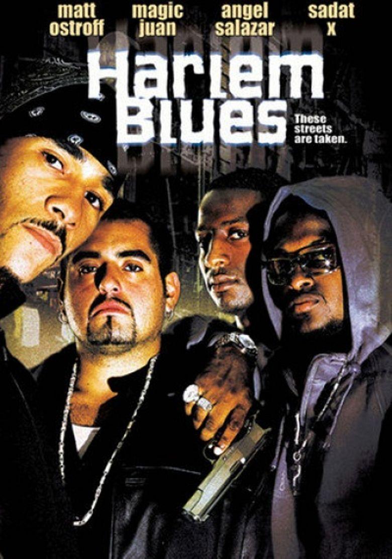 Harlem Blues Poster
