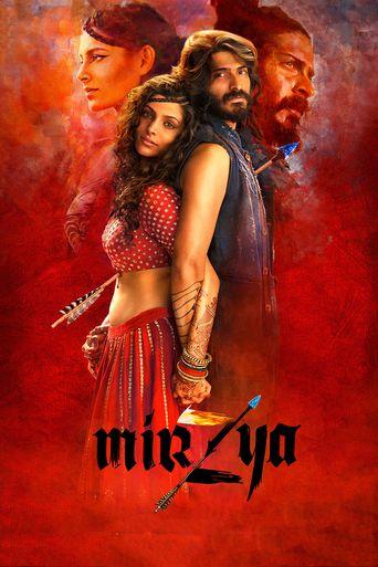 Mirzya Poster