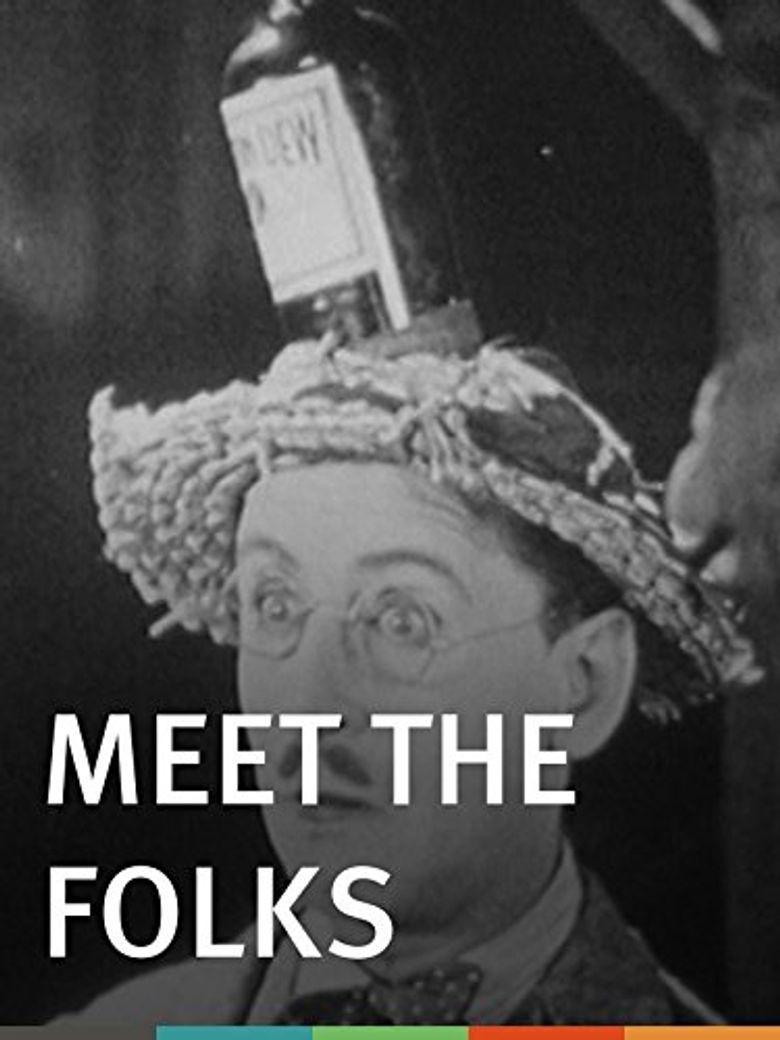 Meet the Folks Poster