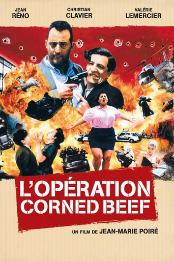 Operation Corned Beef Poster