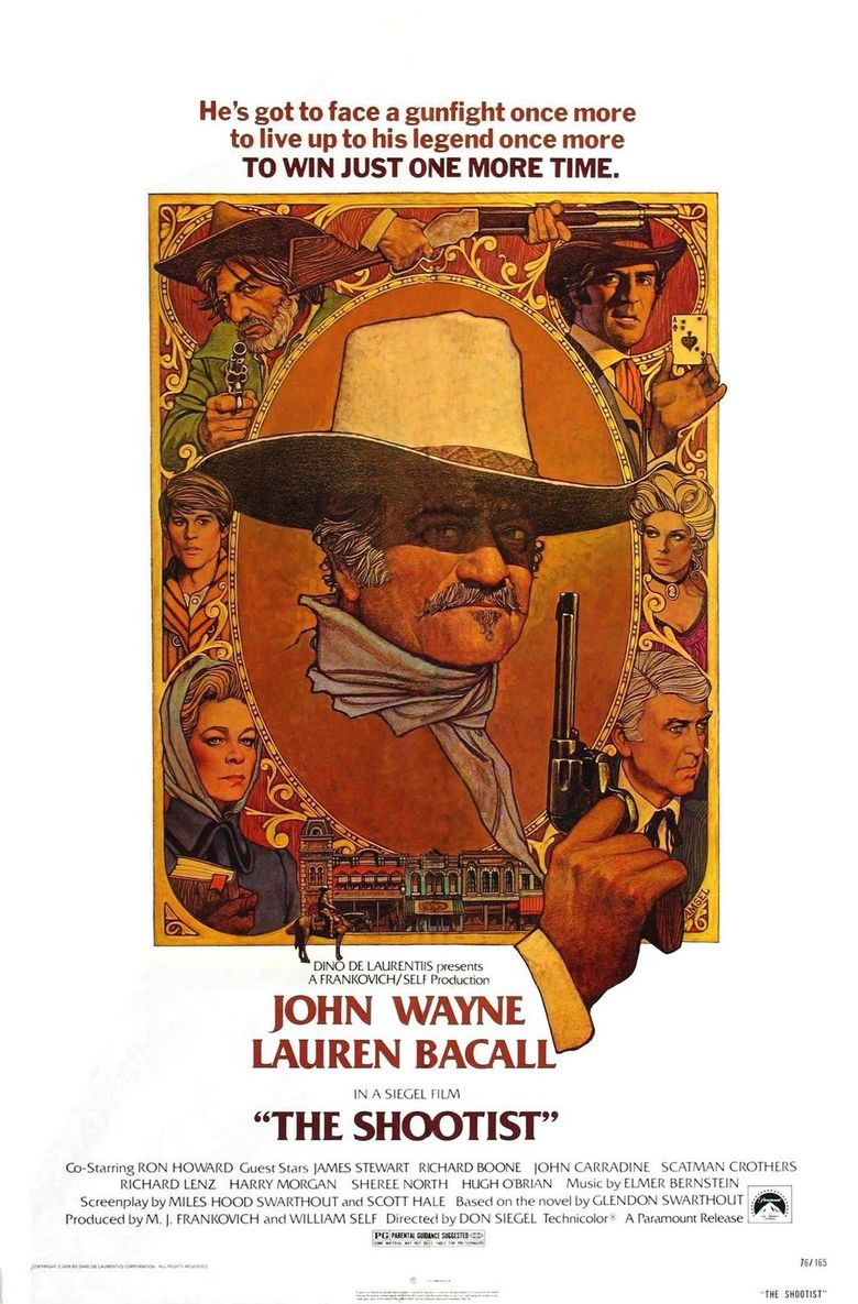 The Shootist Poster