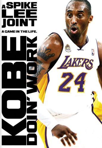 Kobe Doin' Work Poster
