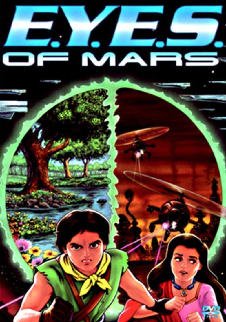 The E.Y.E.S. of Mars Poster
