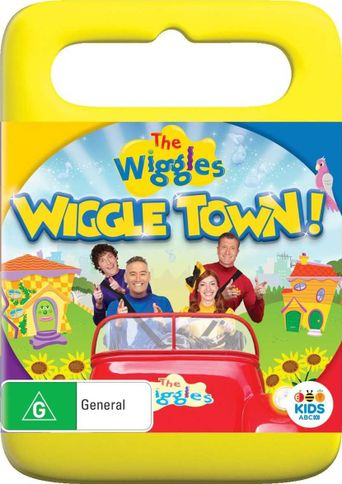 The Wiggles - Wiggle Town Poster