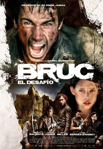 Bruc, the Manhunt Poster