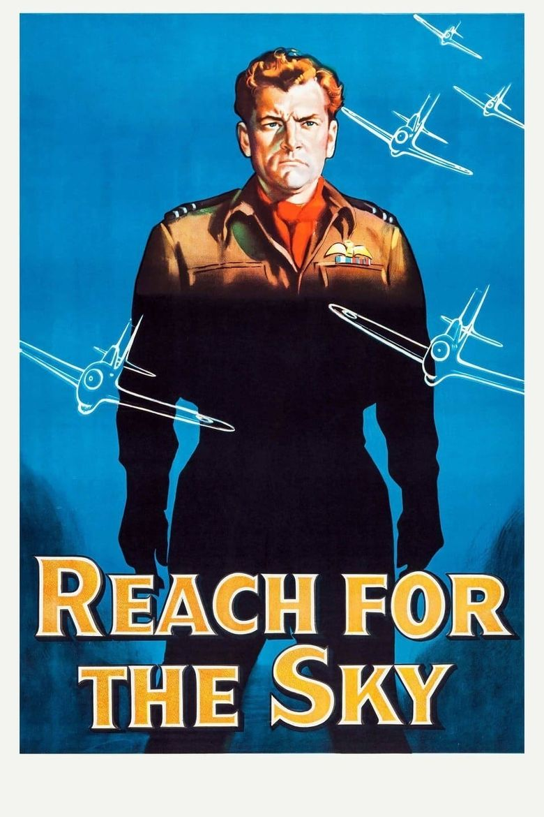 Reach for the Sky Poster