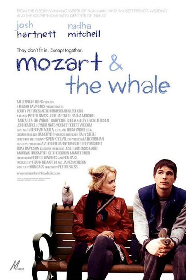 Mozart and the Whale Poster